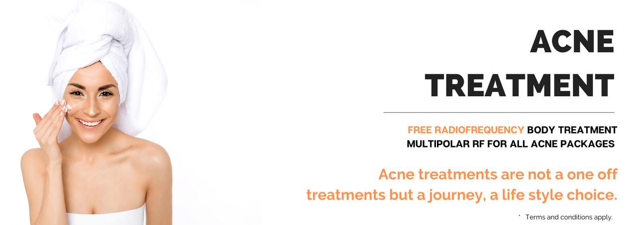 promo acne treatment